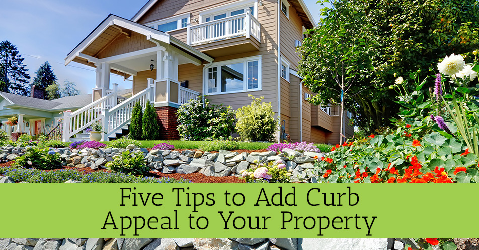 Add curb appeal to your property lewis center columbus ohio company